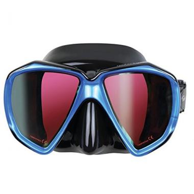 Spider Eye Color Lens Mask by Scuba Max