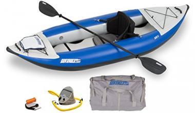 Sea Eagle SE300X Explorer Inflatable Kayak