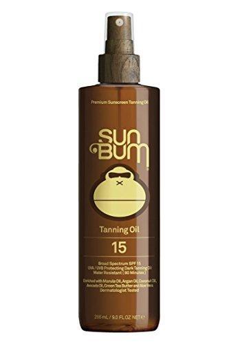 Sun Bum Moisturizing SPF 15 Tanning Oil