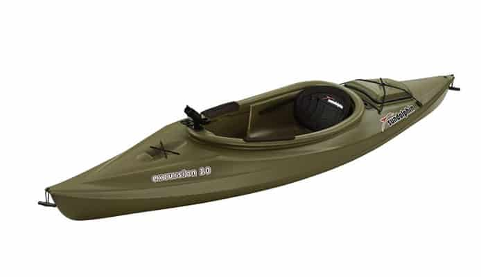 Sun Dolphin Excursion 10 Sit-In Fishing Kayak Review
