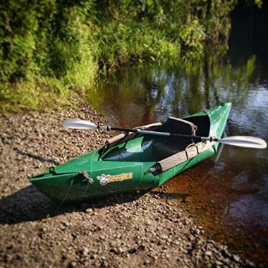 Tucktec Folding Kayak