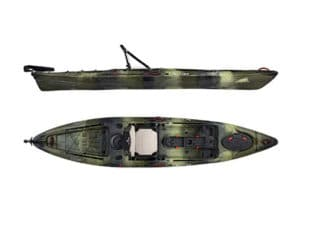 Vibe_Sea_Ghost_130_Angler_Kayak_Review