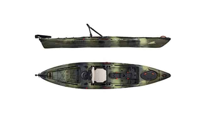 Vibe Sea Ghost 130 Angler Kayak Review