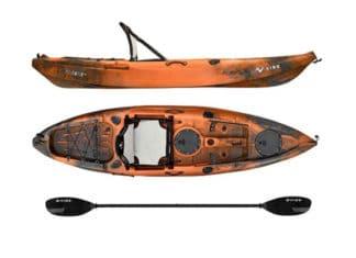 Vibe_Yellowfin_100_Fishing_Kayak_Review