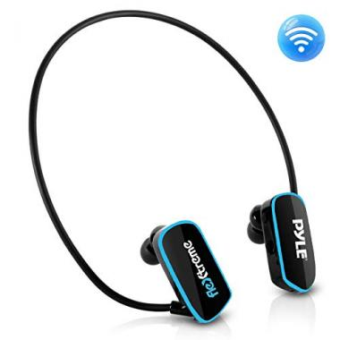 Pyle MP3 Player Waterproof Headphones