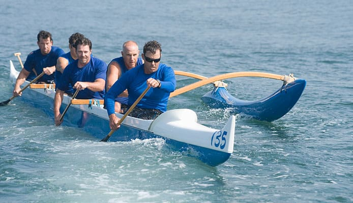 How To DIY Canoe Outrigger - Globo Surf