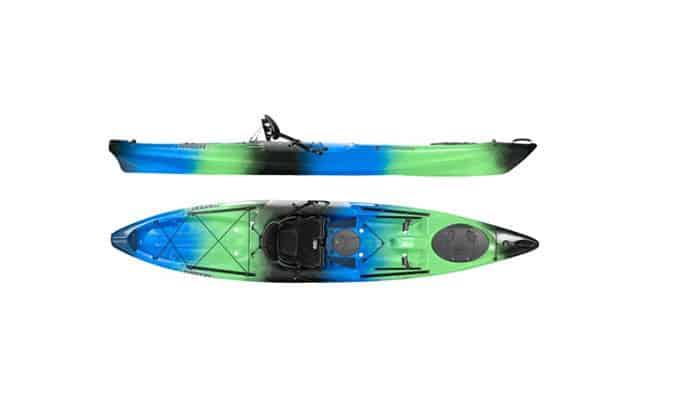 Wilderness System Tarpon 120 Fishing Kayak Review