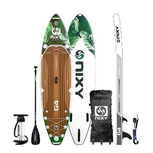 NIXY Sports Newport G4 Inflatable All Round Paddle Board