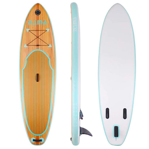 DAMA Inflatable Stand Up All Around Paddle Board