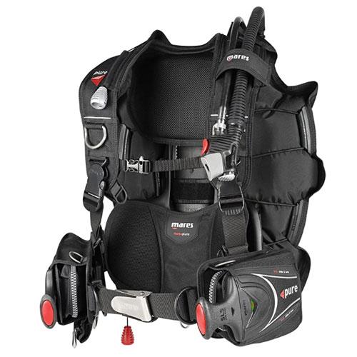 Mares Pure SLS BC Vest