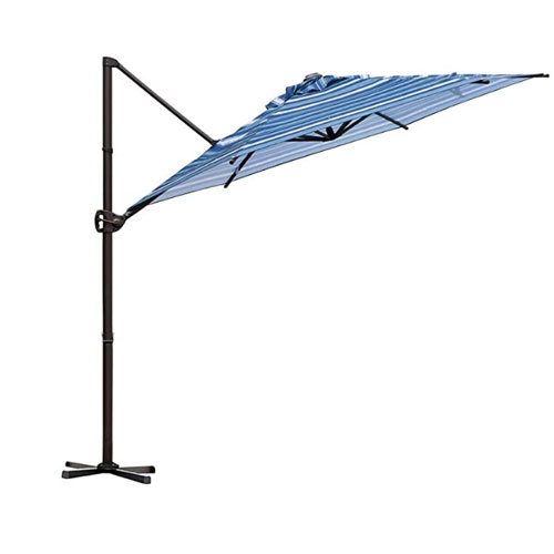 Abba Patio Offset Cantilever Pool Umbrella