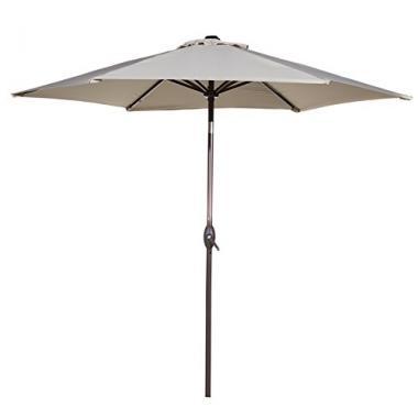 Abba Patio Outdoor Aluminum Market Pool Umbrella