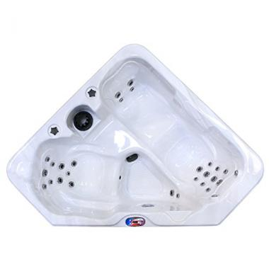 American Triangle 2 Person Hot Tub