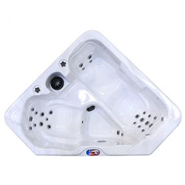 American Triangle 2 Person Hot Tub