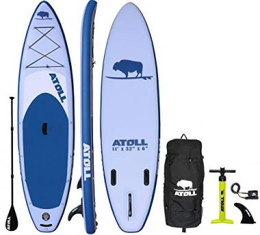 Atoll Cruiser Deluxe Inflatable Paddle Board