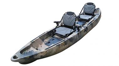 Coastal Cruiser Tandem Fishing Kayak