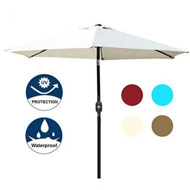 Blissun Patio Pool Umbrella