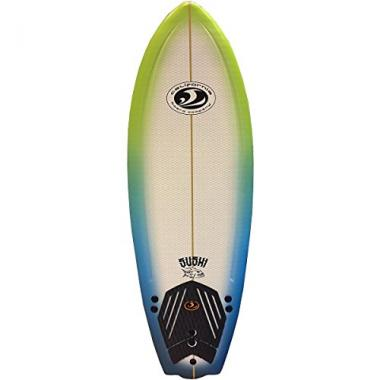 California Board Company Fish, 5-Feet x 8-Inch Beginner Surfboard
