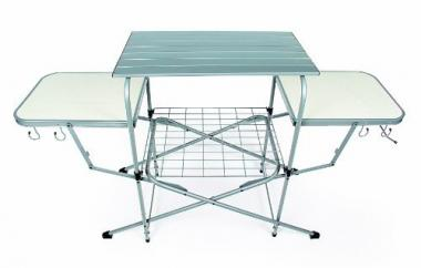 Camco Deluxe Folding Portable Camp Kitchen