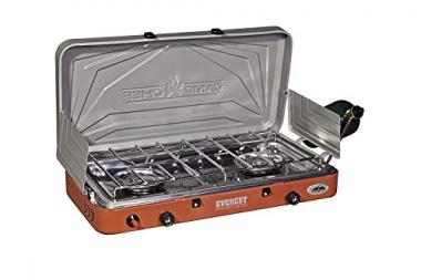 Camp Chef Everest High-Output 2-Burner Camping Stove