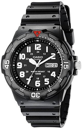 Casio Men's Analog Sports Waterproof Watch