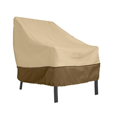 Classic Accessories Veranda Chair and Outdoor Furniture Cover