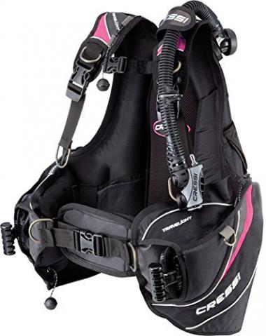 Cressi Travelight BC Travel BCD