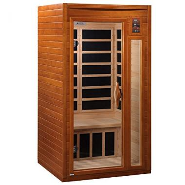 DYNAMIC SAUNAS 2 Person Infrared Sauna