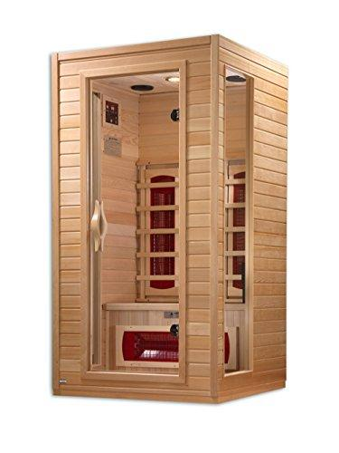 LifeSmart Dynamic Alicante 1 Person Infrared Sauna