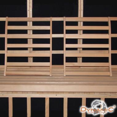 MegaDeal Dynamic Sauna Backrests