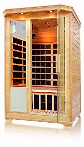2 Person Infrared Dry Sauna by Empava