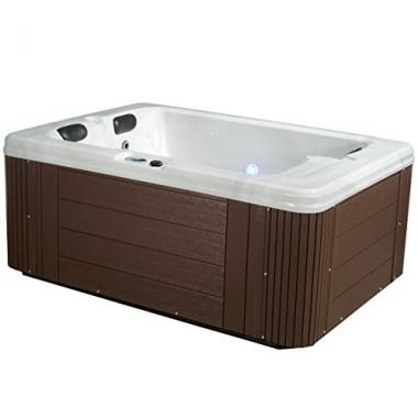 Essential Products 24 Jet 2 Person Hot Tub