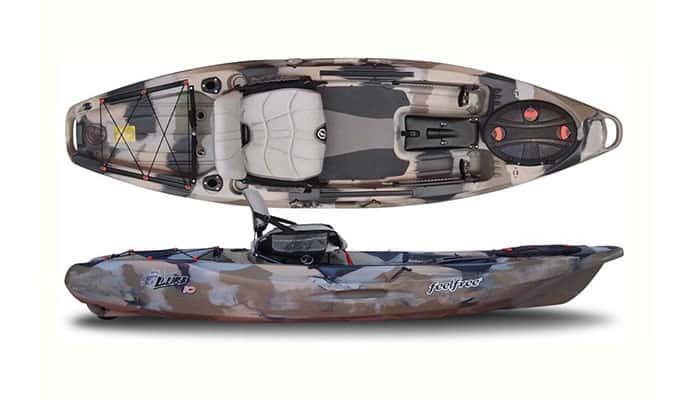 FeelFree Lure 10 Kayak Review
