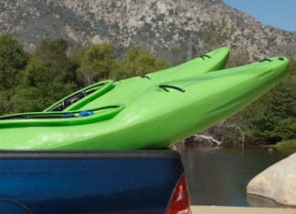 How_To_Tie_Down_And_Transport_A_Kayak_In_A_Truck_Bed