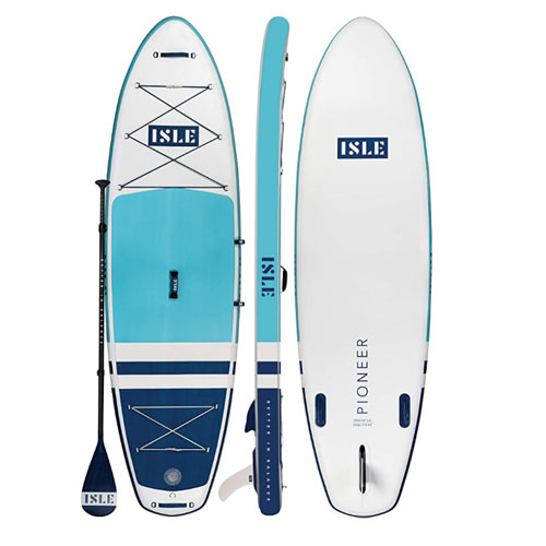 Pioneer Inflatable All Round Paddle Board