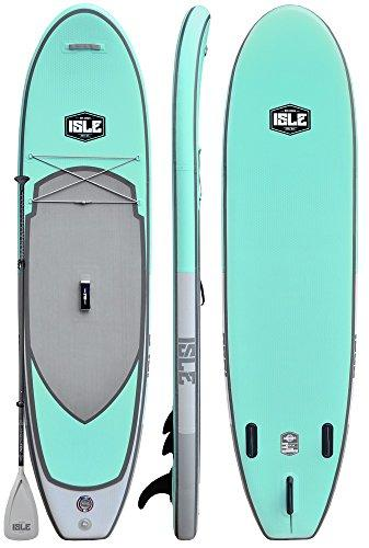 ISLE Airtech 10'6″ Inflatable Stand Up All Around Paddle Board