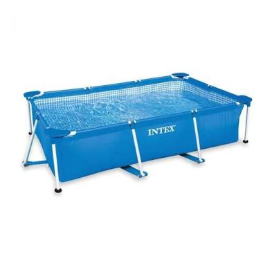 Intex Rectangular Frame Above Ground Pool