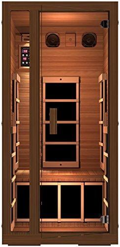Freedom 1 Person Infrared Sauna by JNH Lifestyles