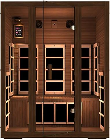 JNH Lifestyles Freedom 3 Person Infrared Sauna