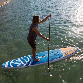 Jimmy Styks 11′ 2″ Hybrid 208 Stand Up Paddle Board
