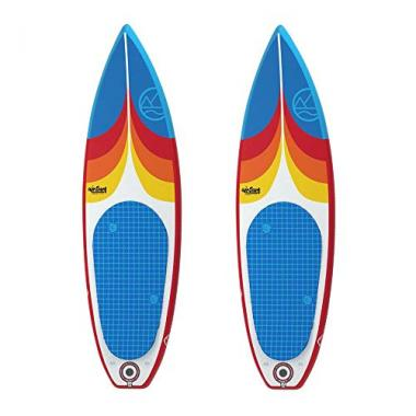 Jimmy Styks Stand Up Surfer AirSurf6 Inflatable Paddle Board