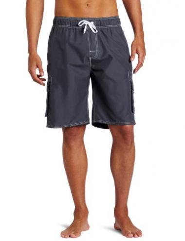 Kanu Surf Barrabuda Men's Swim Trunks Board Short