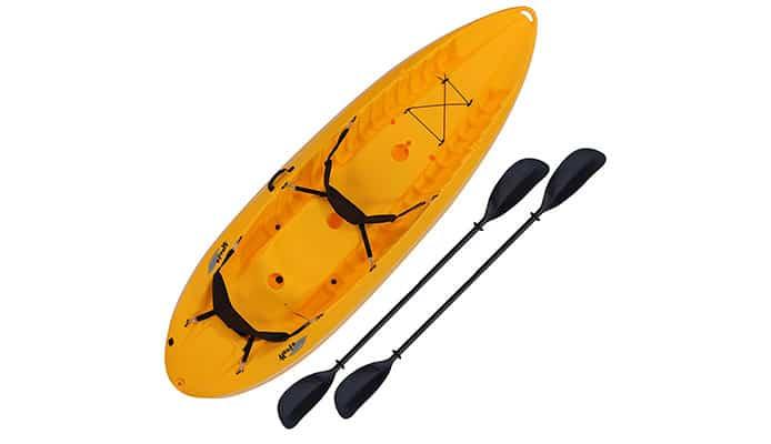 Lifetime Manta Tandem Kayak Review
