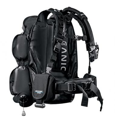 Oceanic Jetpack Complete Scuba Diving Travel BCD