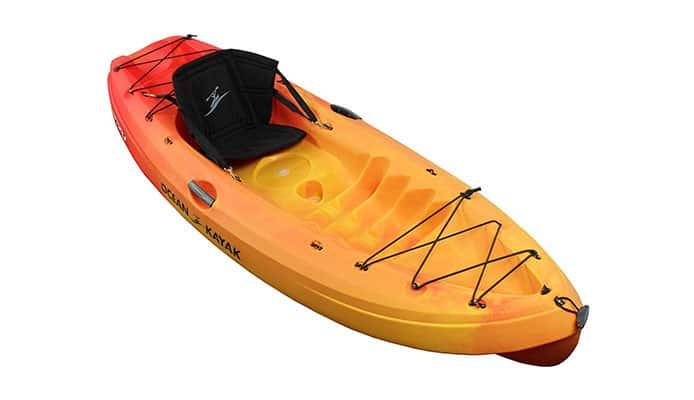 Ocean Kayak Frenzy Sit-On-Top Kayak Review