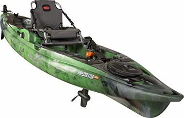 Old Town Predator Fishing Kayak With Pedals