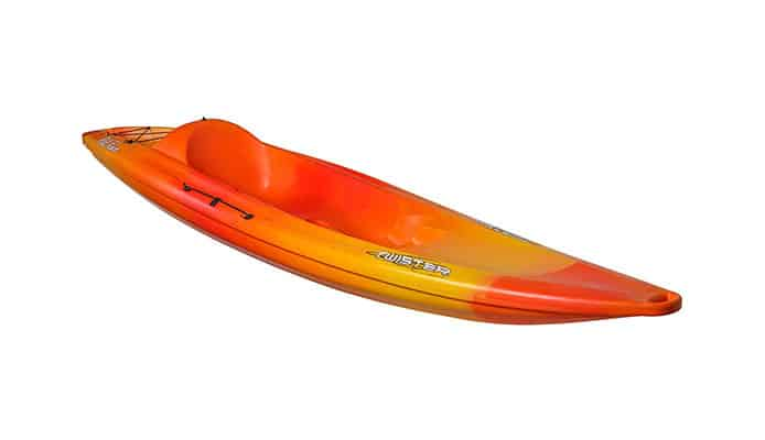 Old Town Kayak Twister Sit-On-Top Review