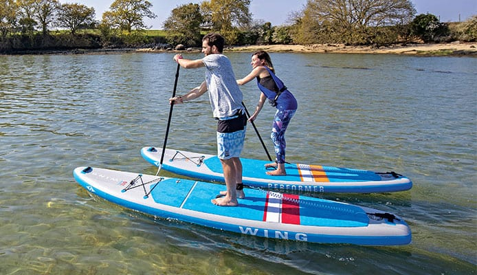 11 0 Wing Air Evo X 32 Pack Review Globo Surf
