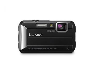 PANASONIC LUMIX Waterproof Digital Camera