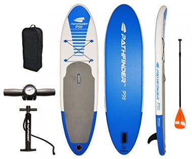 Pathfinder Inflatable SUP Stand Up All Around Paddle Board
